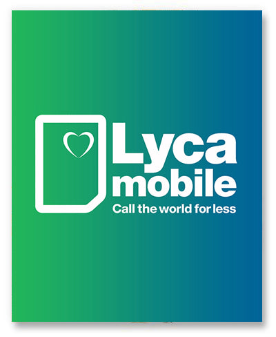 Hotspot Service #120 = Lyca Mobile $50 = 50.0 GB Hotspot + sim card + new number