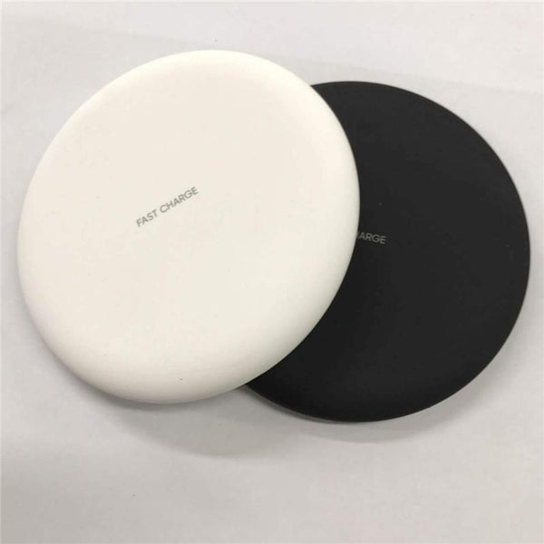 Wireless Charger #3 = Fast Quick Qi Charger  9V 1.67A 5V 2A Wireless Charger Charging For Iphone X 8 Samsung Galaxy S8 Plus Note 8