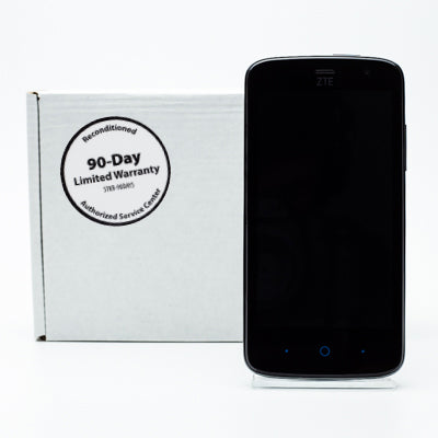 Total Wireless Phone Combo #10 = ZTE Majesty Pro Plus Total Wireless + Sim Card + $35 Unlimited Talk, Text, 7.5 GB web 30days