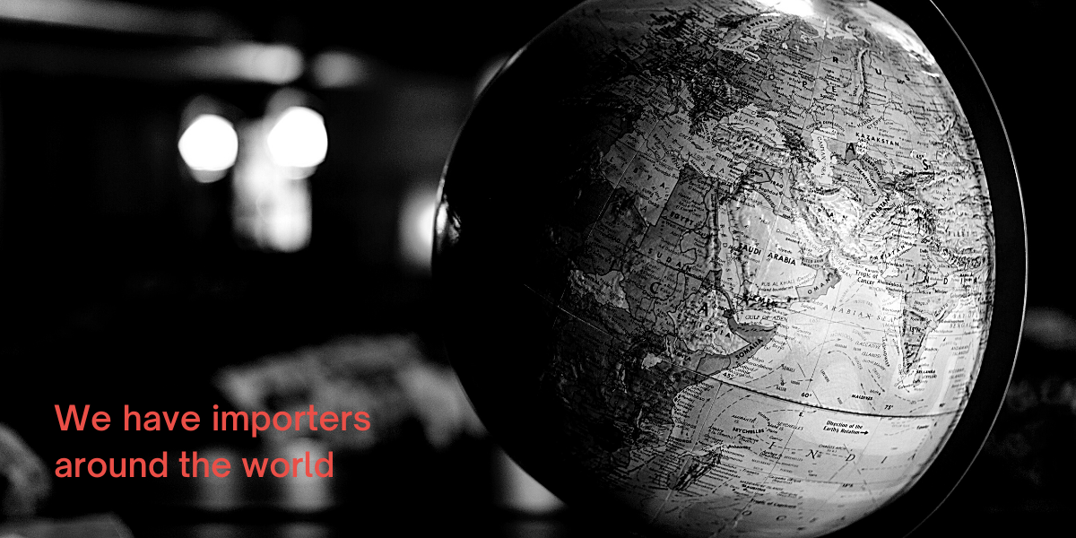 Chapter 7 Importers around the world