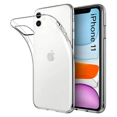 Transparent Jelly Case Designed for iPhone