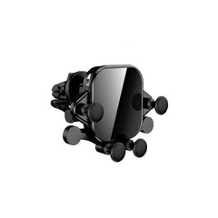Wireless Car Charger Phone Holder Stand Mount Smart Qi Fast Charger 15W