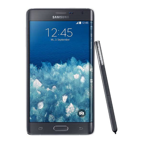 Samsung Galaxy Note Edge 32GB Black Amazing as New Unlocked Genuine Refurbished AU Stock Smartphone