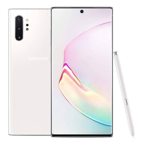 Samsung Galaxy Note 10 Plus 10+ 256GB Aura White