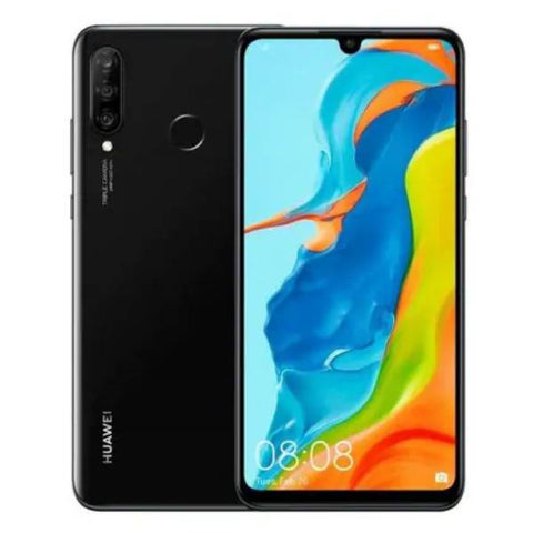 Huawei P30 Lite 128gb Midnight Black Ex Demo