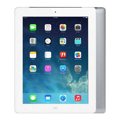 Apple iPad 4 WiFi EX DEMO 16GB Silver & White Unlocked Genuine AU Stock