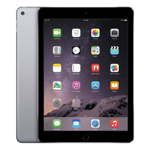 "Apple iPad 9.7"" 6th Gen Space Grey 128 GB WiFi MINT Unlocked Genuine AU Stock"