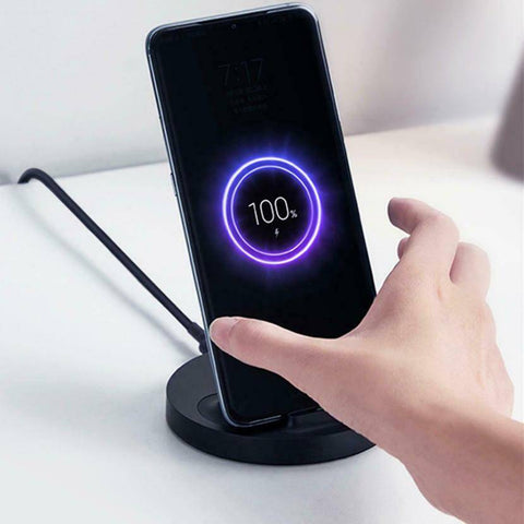 Xiaomi 20W Fast Lightning Charging Qi Wireless Charger Stand Holder Dock WPC02ZM