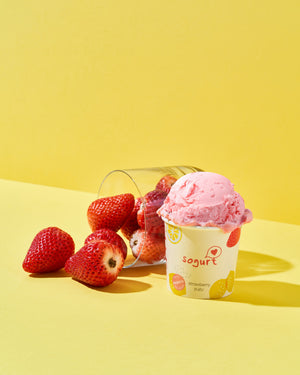 Load image into Gallery viewer, Strawberry Yuzu (Pint)