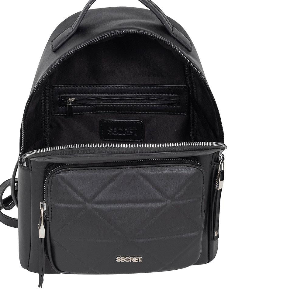 Mochila Seattle Ss20 Backpack Black M