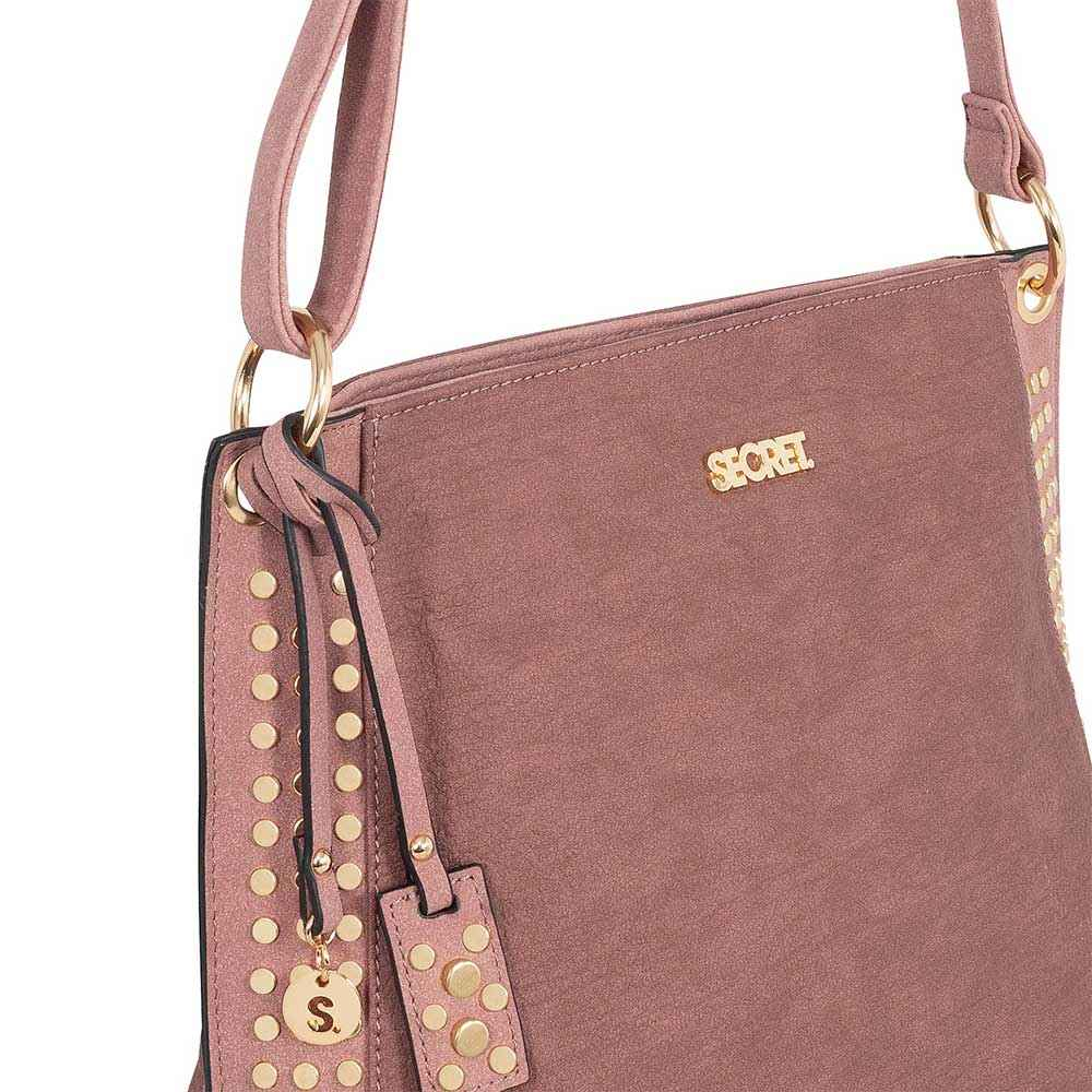 Cartera Moscow Ss20 Cross Bag Rose M