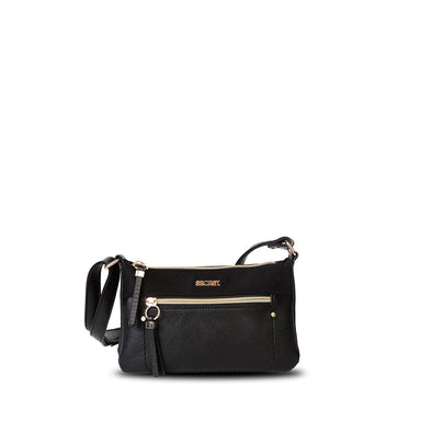 Cartera Melrose Cross Bag Black S