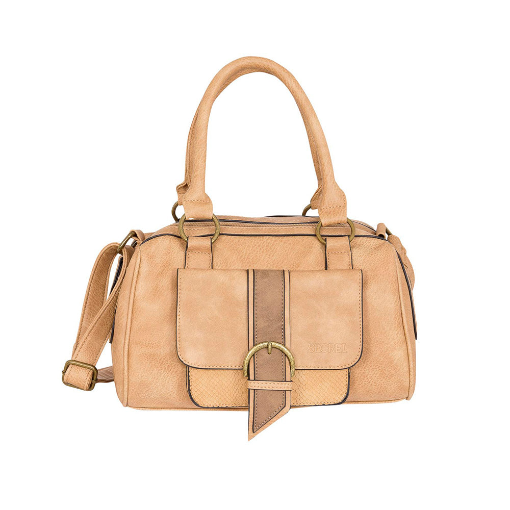 Cartera Detroit Satchel Bag Piel M