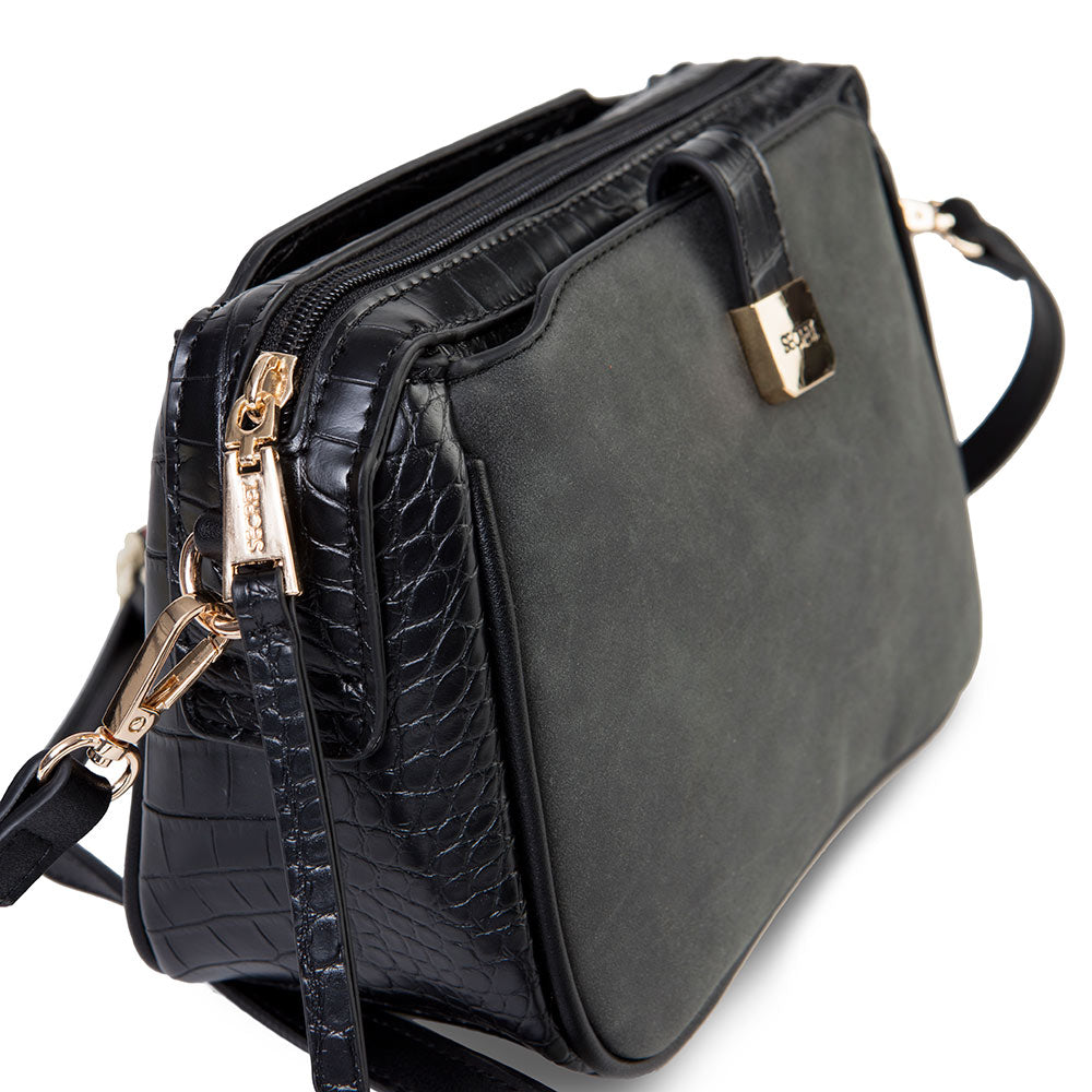 Cartera Visby Fw20 Cross Bag Black S