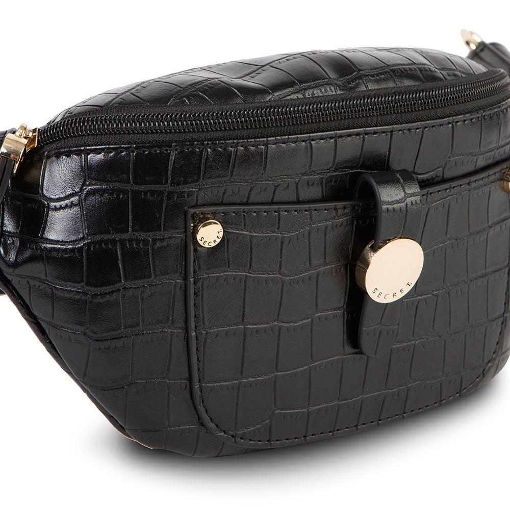 Banano Lisburn Fw20 Belt Bag Black M