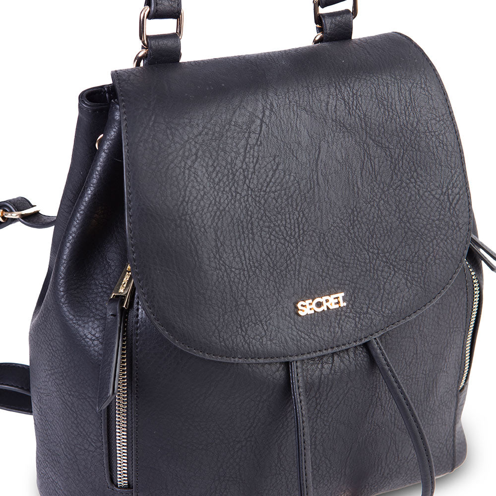 Mochila Korsor Backpack Black M