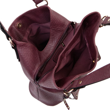 Cartera Kolding Shoulder Bag Burgundy L