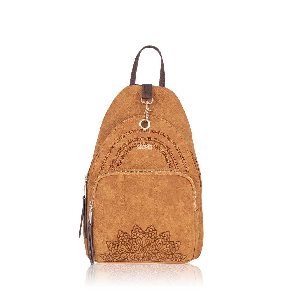 Mochila Buton Ss20 Backpack Medium Brown M