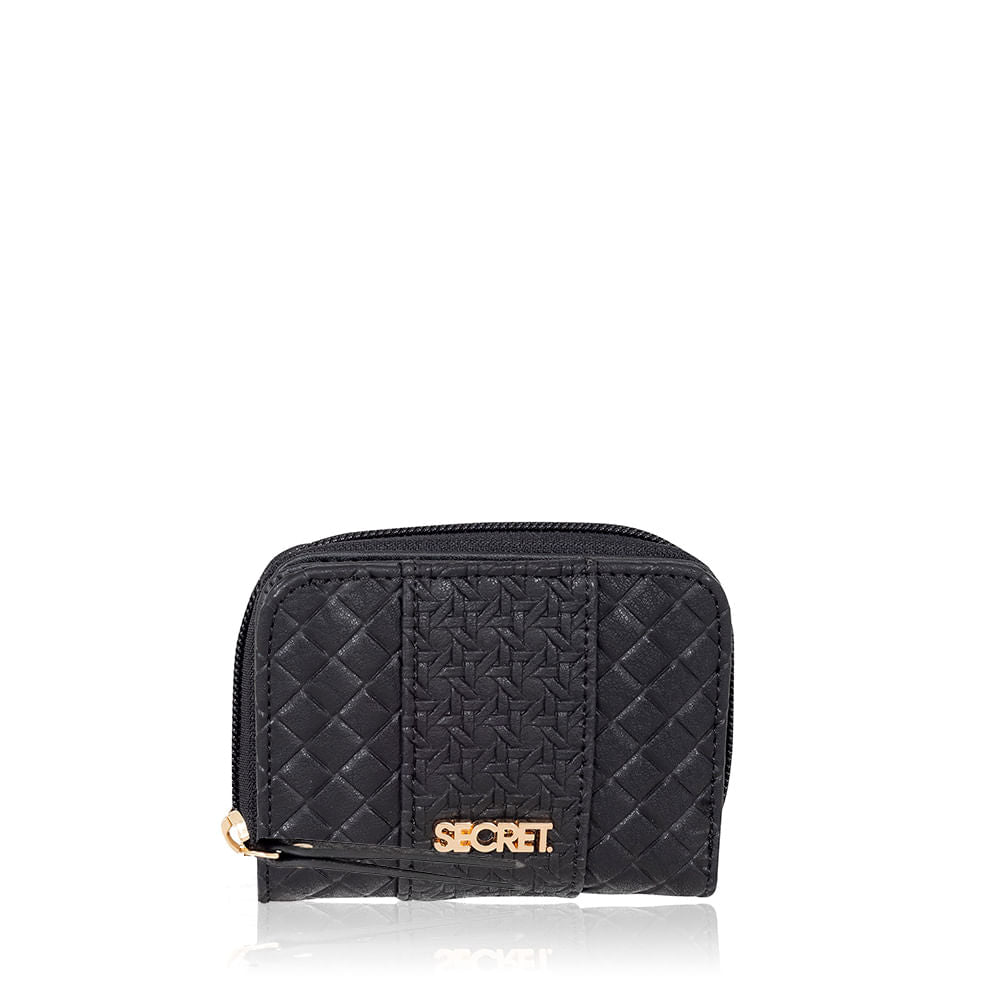 Billetera Morea Ss20 200 Black S