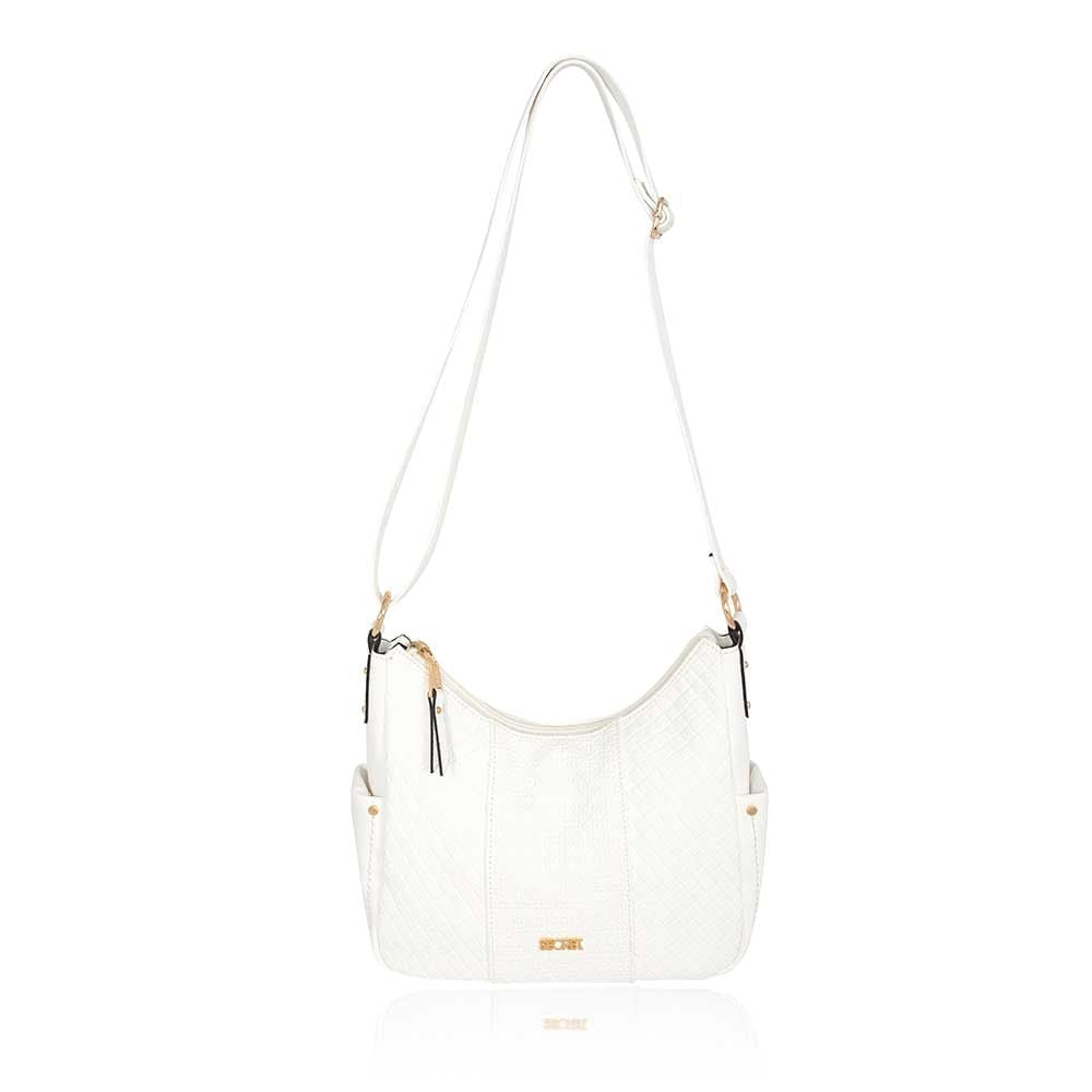 Cartera Moorea Ss20 Cross Bag White S