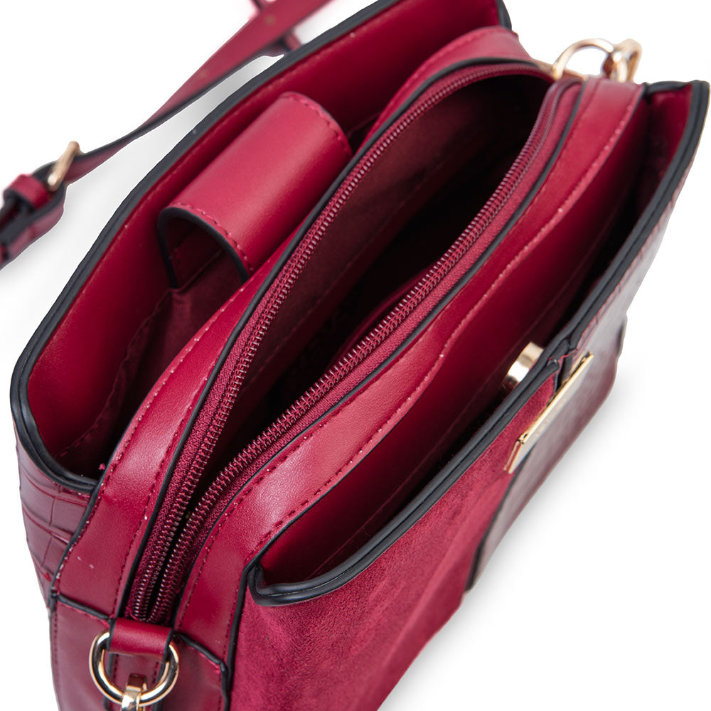 Cartera Oulu Fw20 Cross Bag Red S