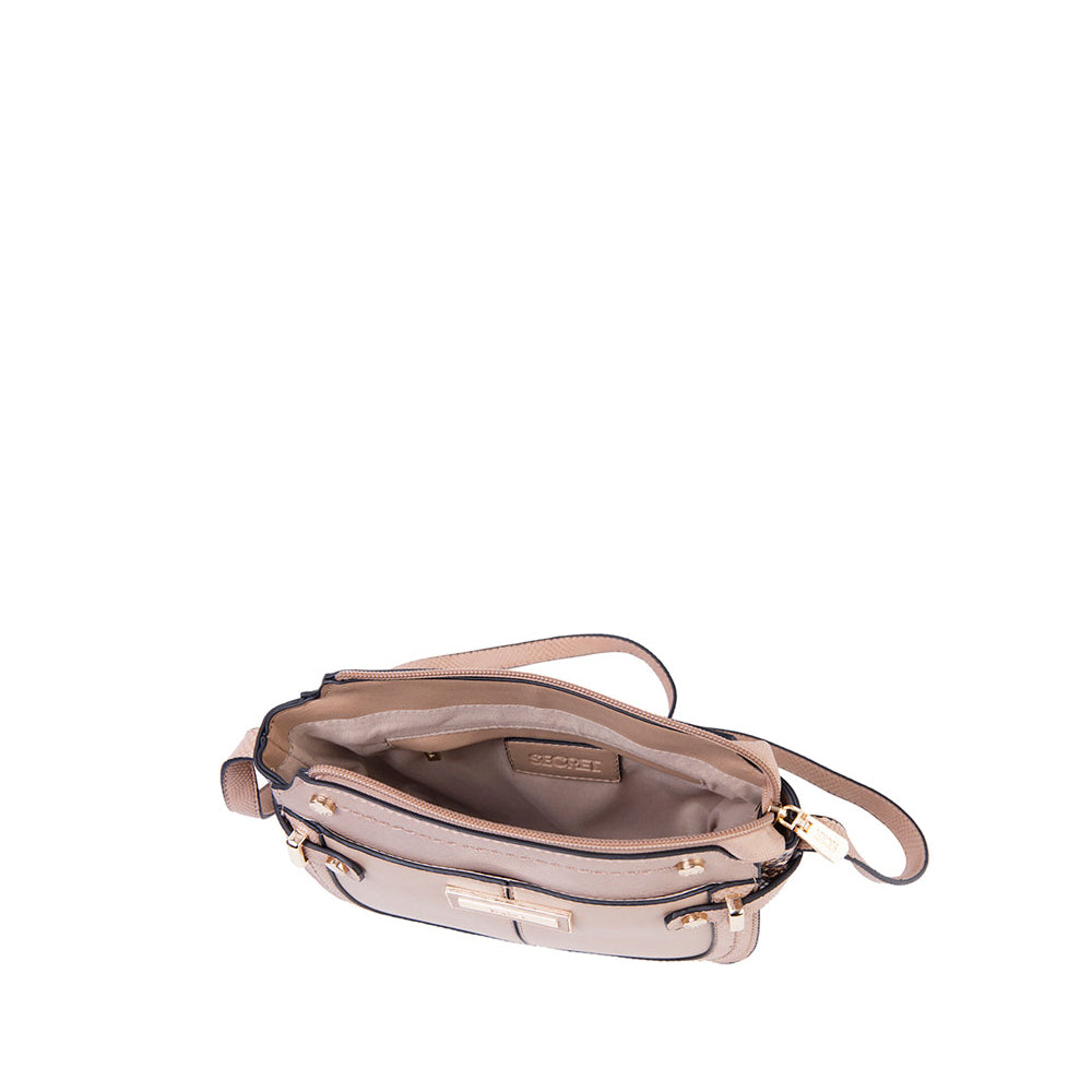 Cartera Bilbao Cross Bag Toasted Light S