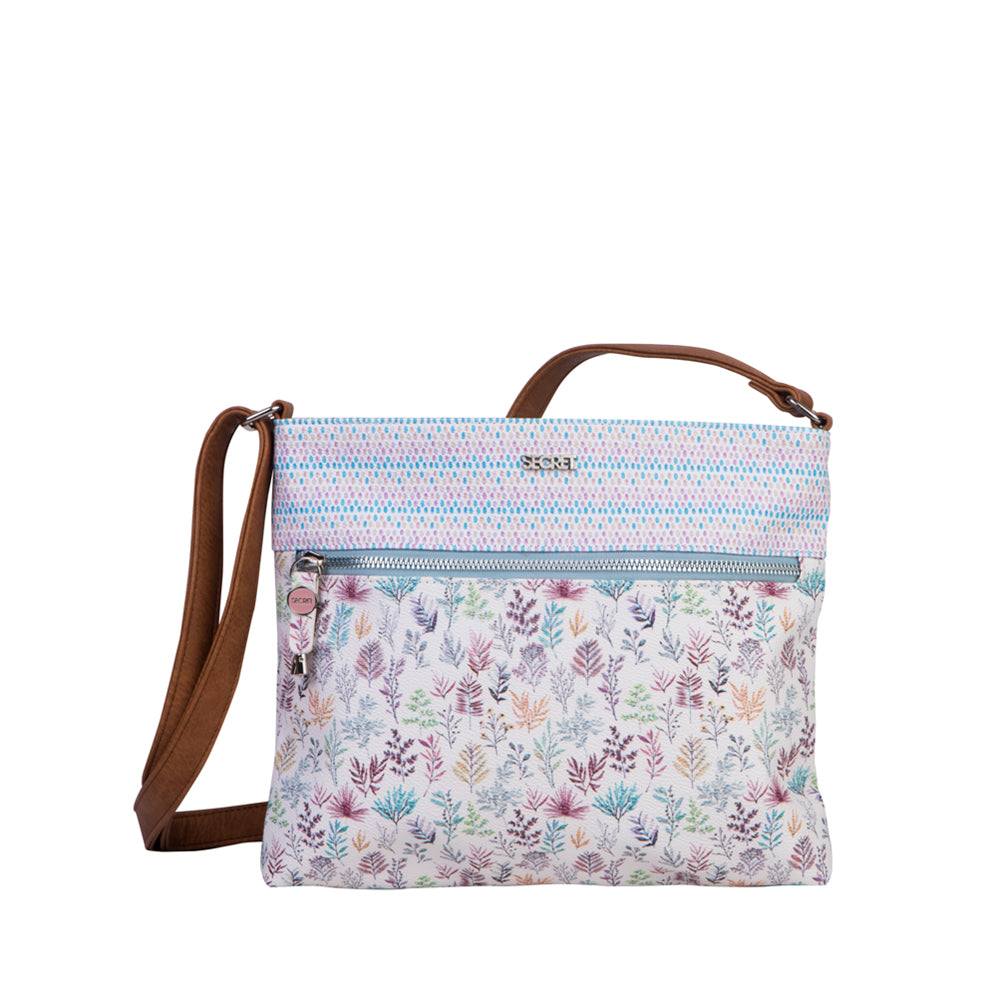 Cartera Zaragoza Cross Bag Flow.Print M