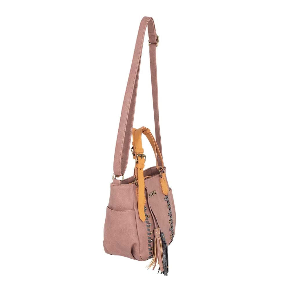 Cartera Komodo Ss20 Satchel Bag Rose S
