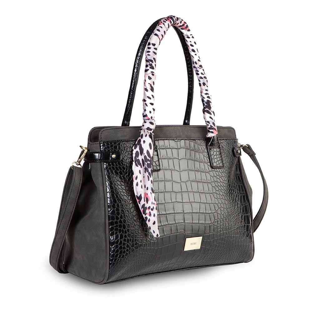 Cartera Scone Fw20 Tote Black Xl
