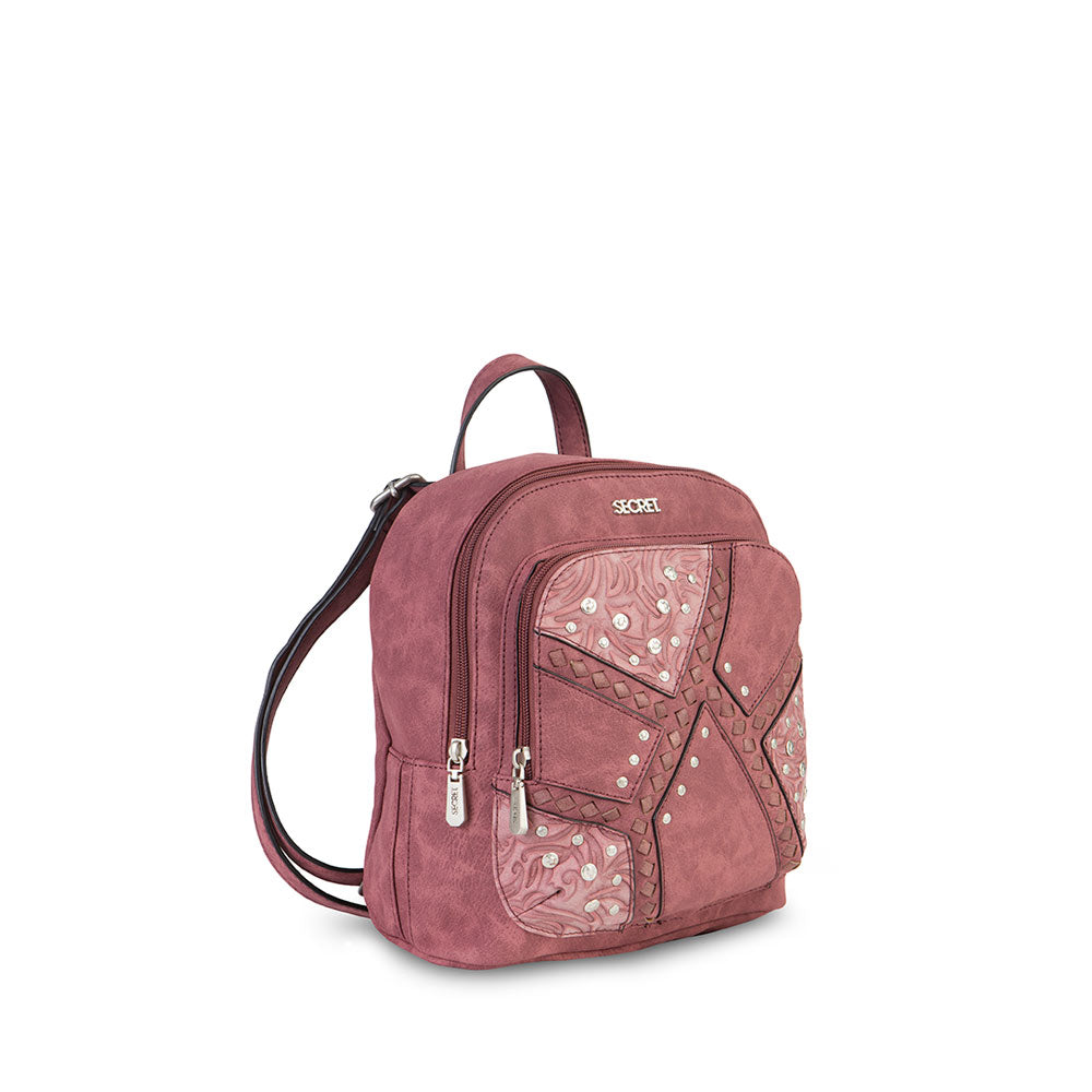 Mochila Inverness Fw20 Backpack Burgundy S