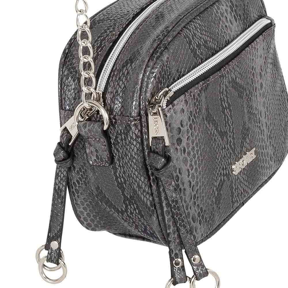 Cartera Kioto Ss20 Cross Bag Black S