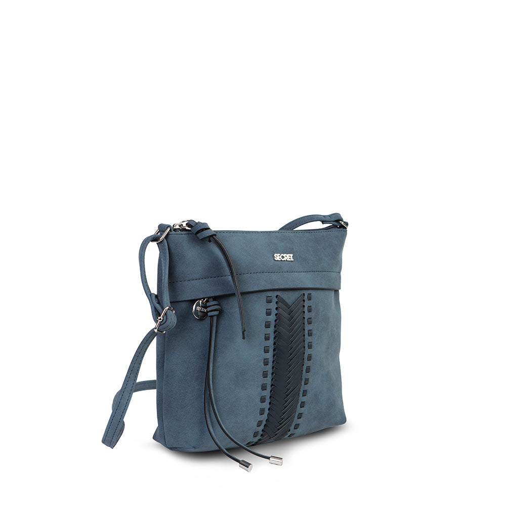 Cartera Limerick Cross Bag Blue S