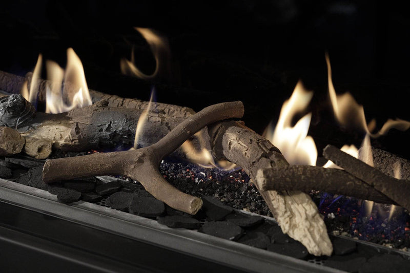 METRO 100XTL ECO WAVE GAS FIRE - Oak and Ash Home