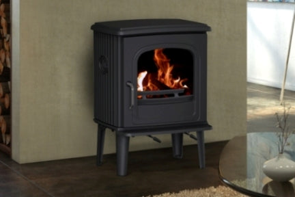 DRU 55CB  WOODBURNING STOVE at Oak and Ash Home