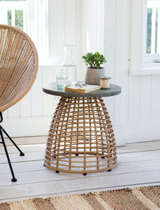Hampstead Indoor Side Table at Oak and Ash Home