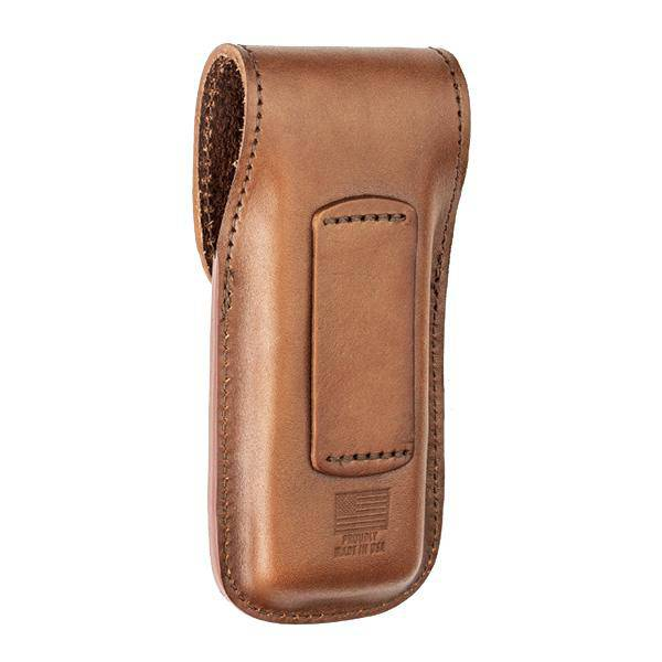 LEATHERMAN HERITAGE LEATHER SHEATH - SMALL at Oak and Ash Home