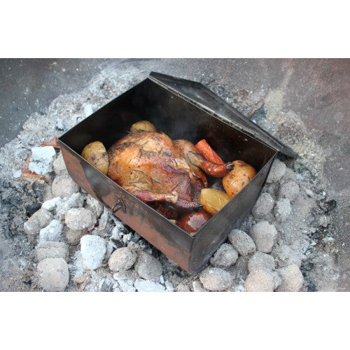 KADAI STAINLESS STEEL ROASTING OVEN at Oak and Ash Home
