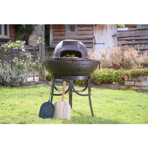 Kadai Clay Pizza Oven at Oak and Ash Home