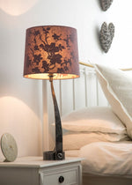 Load image into Gallery viewer, Small Jacobean Lamp at Oak and Ash Home