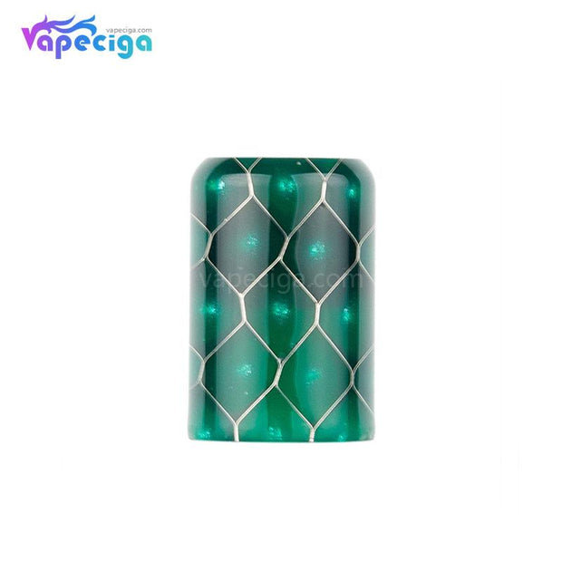 Green REEVAPE AS246S Resin Replacement Drip Tip