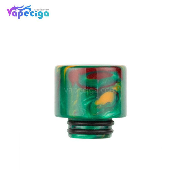 REEVAPE AS239  Universal 510 Resin Replacement Drip Tip Green