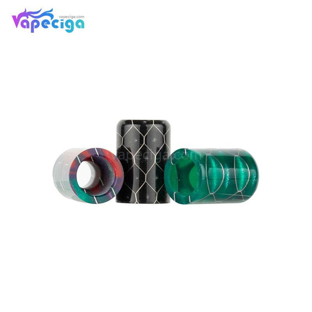 REEVAPE AS246S Resin Replacement Drip Tip 3 Colors Display