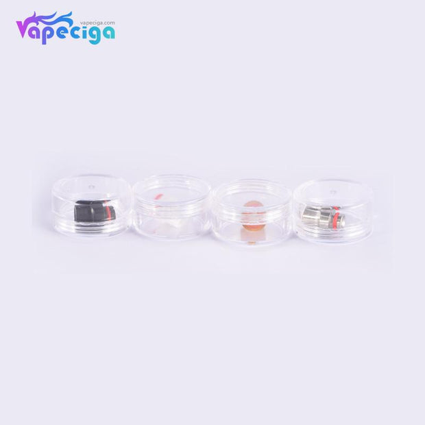 510 Big Whistle Drip Tip Stainless Steel + POM + PEI Package