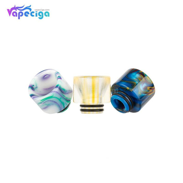 REEVAPE AS239  Universal 510 Resin Replacement Drip Tip 3 Colors