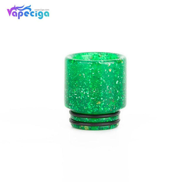 Green REEVAPE AS116E 810 Resin Replacement Drip Tip