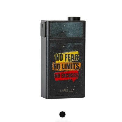 Uwell Blocks Squonk Mod 90W Black