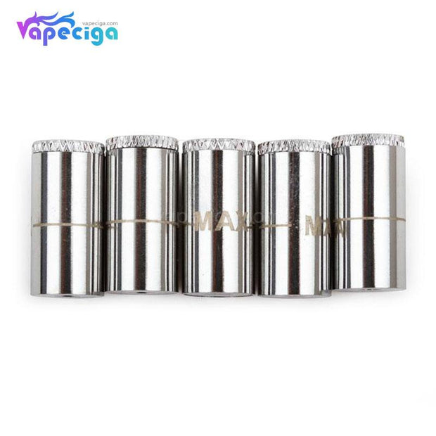 Airistech Herbva X Replacement Herb / Wax / CBD Oil Bullet 5PCs
