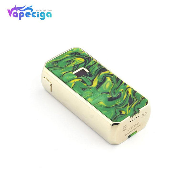 Gold Resin Augvape Druga Foxy VV / VW Box Mod 150W Real Shots