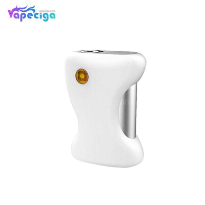 White BDVAPE Squonk Mod with 10ml Bottle Delrin Version
