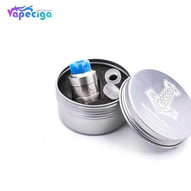 Cthulhu Mjolnir RDA 24mm Package